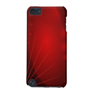 iPod Aanraking - Rood Ontwerp iPod Touch 5G Hoesje