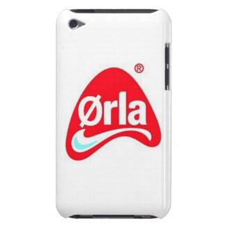 iPod de Dekking van Ørla van de Aanraking iPod Touch Hoesje