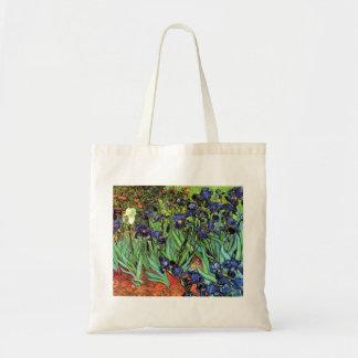 Iris par le sac fourre-tout à beaux-arts de Van