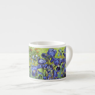 Irissen door Vincent van Gogh Espresso Kop