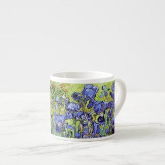 Irissen door Vincent van Gogh Espresso Mok
