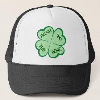 Irlandais au casquette d'os