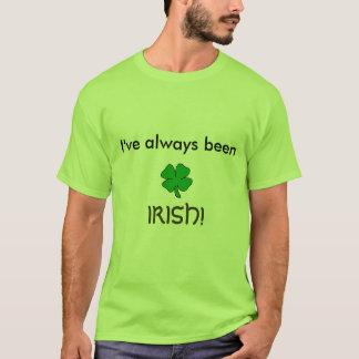 Irlandais du jour de St Patrick T-shirt