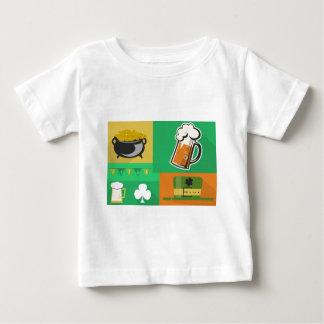 Irlandais T-shirt Pour Bébé