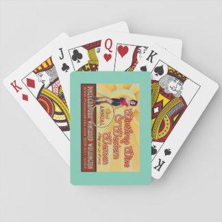 Is Who Klaar voor Black Jack? Speelkaarten