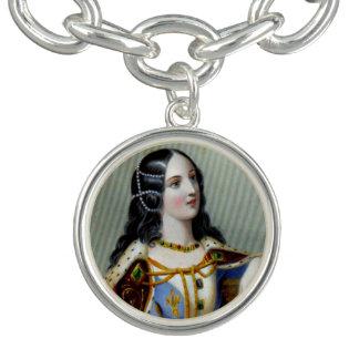 Isabella de bracelet rond de Valois