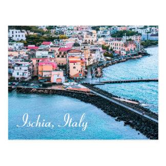 Ischions, Italie - carte postale