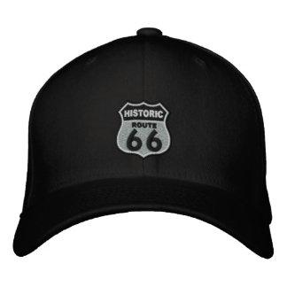 Itinéraire 66 casquettes brodées