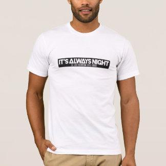 itsalwaysnight t-shirt