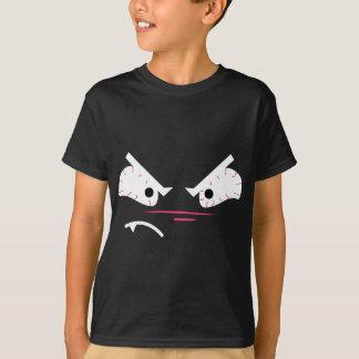 Ivan font face t-shirt