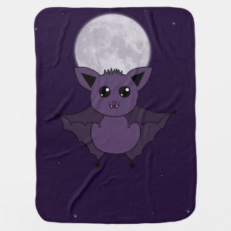 Jac le vol de chauve-souris par nuit couverture pour bébé