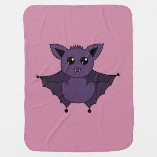 Jac le vol de chauve-souris par nuit couvertures pour bébé