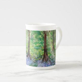 Jacinthe des bois Wood de tasse '
