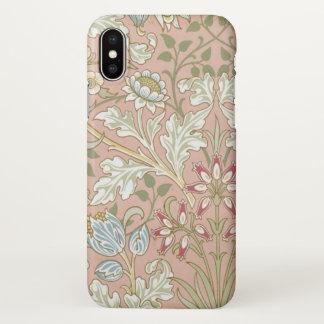 Jacinthe GalleryHD floral vintage de William Coque iPhone X