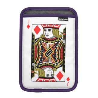 Jack des diamants housse pour iPad mini