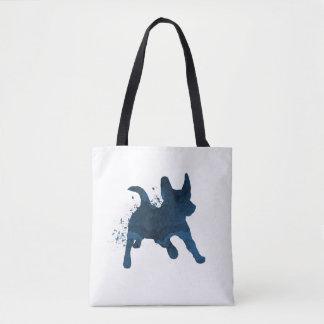 Jack Russel Tote Bag