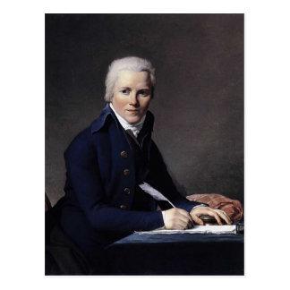 Jacques-Louis David Jacobus Blauw Carte Postale