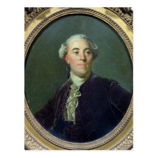 Jacques Necker c.1781 Carte Postale