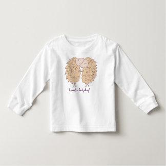 J'ai besoin d'un hedgehug, T-shirt par l'idyl-wyld
