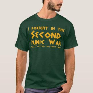 J'ai combattu dans la deuxième guerre Punic T-shirt
