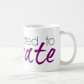 J'ai été créé pour créer : Tasse pour Creatives