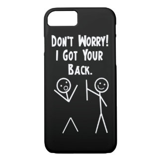 J'ai obtenu votre cas arrière de l'iPhone 7 Coque iPhone 7