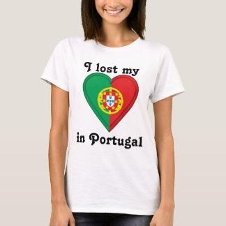 J'ai perdu mon coeur au Portugal T-shirt