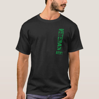 J'ai servi l'armée t-shirt