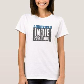 J'ai survécu au T-shirt de édition indépendant