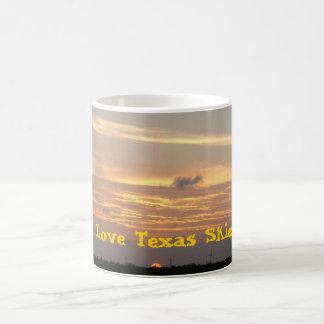 J'aime Beaumont, cieux du Texas ! Mug