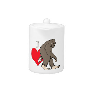 j'aime Bigfoot, 2