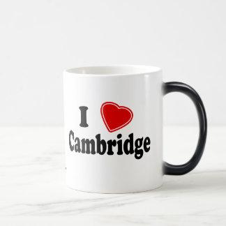 J'aime Cambridge Mug Magique
