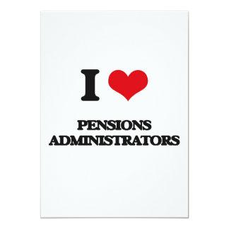 J'aime des administrateurs de pensions faire-parts