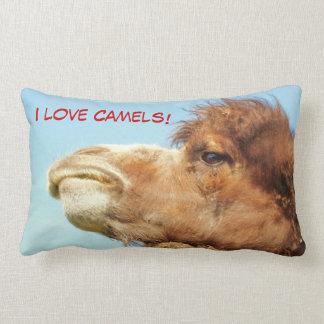 J'aime des chameaux - coussin