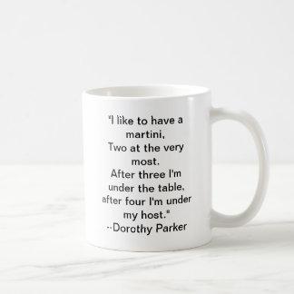 """""""J'aime des citations pleines d'esprit Mug"""