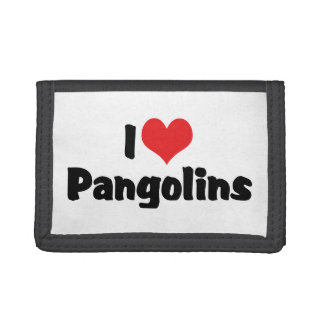 J'aime des Pangolins de coeur - amant de Pangolin