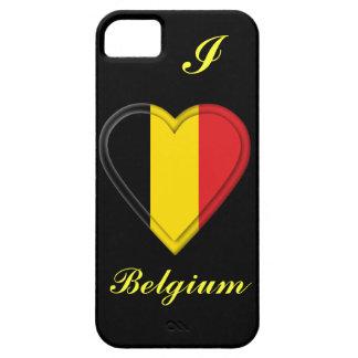 J'aime la Belgique iPhone 5 Case