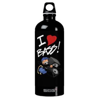J'aime la bouteille basse