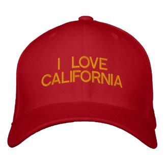 J'AIME LA CALIFORNIE - casquette par
