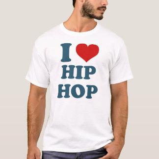 J'aime la chemise de Hiphop T-shirt