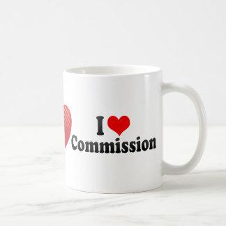 J'aime la Commission Mug
