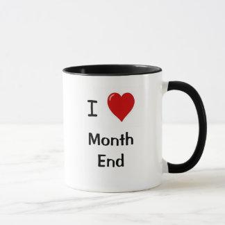 J'aime la fin du mois ! Tasse de CPA
