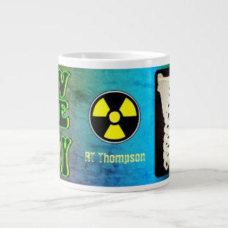 J'aime la grande tasse de café de rayon X