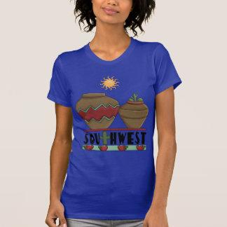 J'aime la poterie américaine de sud-ouest t-shirt