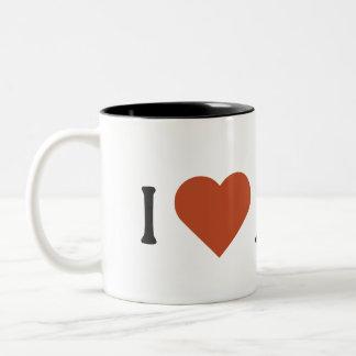 J'aime la tasse de cailles