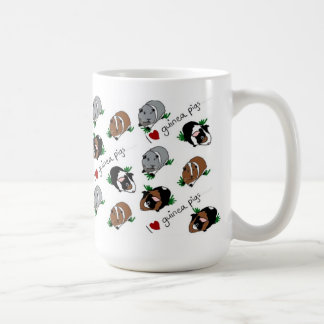 J'aime la tasse de cobayes