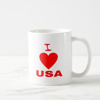 J'aime la TASSE des Etats-Unis