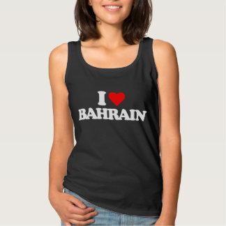 J'AIME LE BAHRAIN DÉBARDEUR