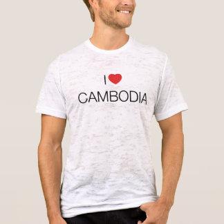 J'aime le Cambodge T-shirt