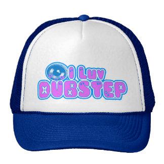 J'aime le chapeau de DUBSTEP Casquette De Camionneur